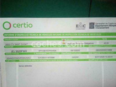 usado Ssangyong Rodius 270 Xdi 165 165 cv en Barcelona