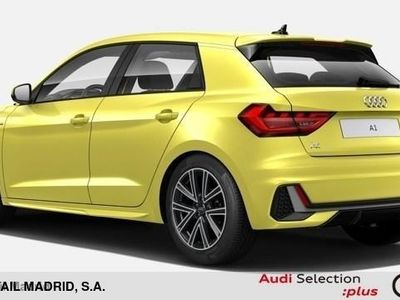 usado Audi A1 Sportback S line 30 TFSI 85 kW (116 CV) S tronic Gasolina Gris matriculado el 08/2019