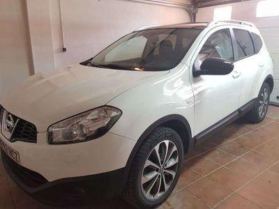 usado Nissan Qashqai +2 Q .0dCi Tekna Premium 4x4 18´´