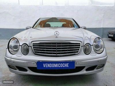 usado Mercedes E240 Clase E4MATIC ELEGANCE AUTO