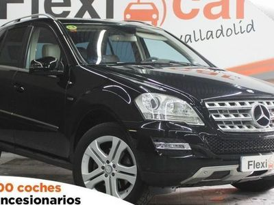 usado Mercedes ML300 Clase MCDI 4M Blue Efficienc, Segunda Mano, Valladolid