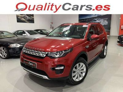 usado Land Rover Discovery Sport 2.0TD4 HSE 7pl. 4x4 180