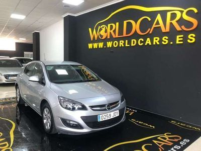 usado Opel Astra 1.6CDTi S/S Business 110