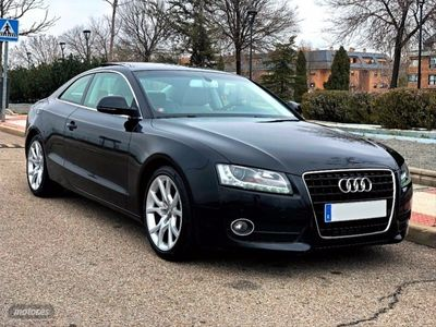 usado Audi A5 Coupé 3.0TDI quattro REVISIONES AL DIA. IVA DED