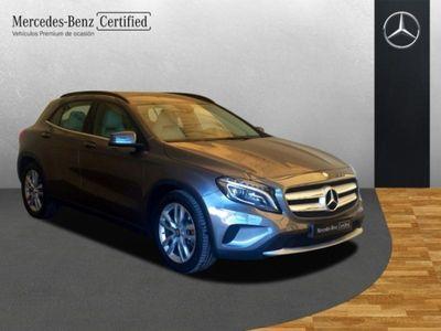 usado Mercedes GLA250 4Matic Style