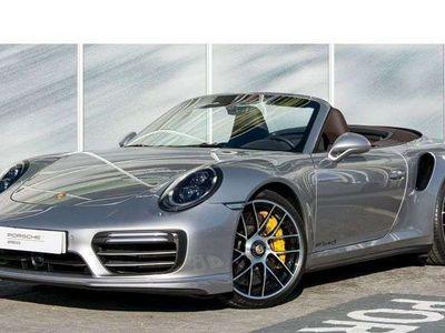 usado Porsche 991 Turbo S Cabriolet PDK
