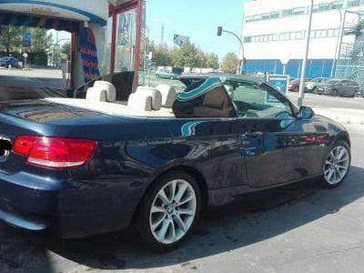 usado BMW 320 Cabriolet Serie 3 E93 Cabrio