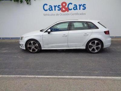 gebraucht Audi A3 2.0TDI S line edi