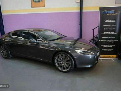 usado Aston Martin Rapide 5p