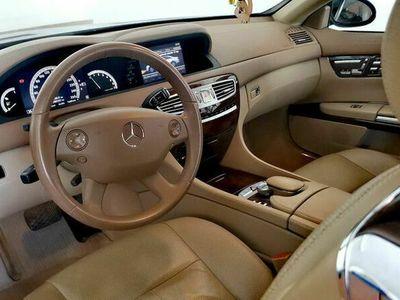 usado Mercedes CL500 Clase4M Aut.