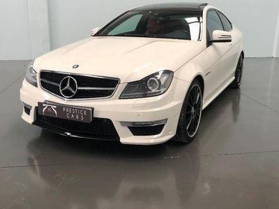 usado Mercedes C63 AMG Clase CAMG Coupe