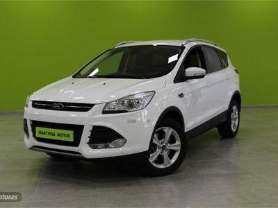 gebraucht Ford Kuga 2.0TDCi Trend 140cv - SOLO TIENE 31.000 KMS!