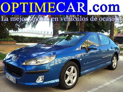 used Peugeot 407 2.0HDI ST Confort