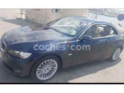 usado BMW 320 Cabriolet Serie 3 d 177 cv en Sevilla