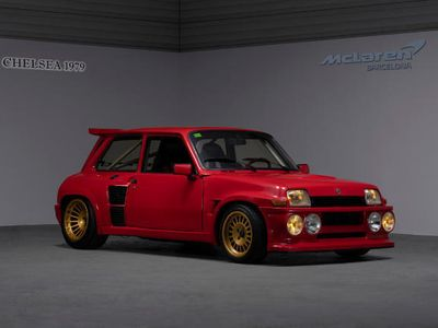 usado Renault R5 Turbo 2 look MaxiTurbo