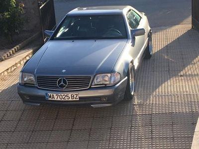 usado Mercedes SL320 SL 300 24v AMG 163.200 kms reales