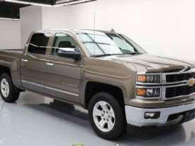 usado Chevrolet Silverado Gasolina