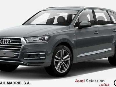 usado Audi Q7 50 TDI Black line quattro tiptronic