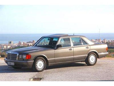 usado Mercedes 300 300 W126 -SE Automatico