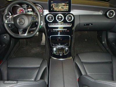 usado Mercedes 220 Clase C C Estated 7G Plus (4.75)