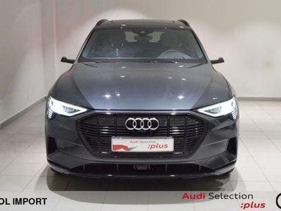 usado Audi E-Tron - sport 55 quattro 300 kW (408 CV) Eléctrico Gris matriculado el 01/2020
