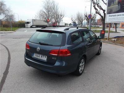 usado VW Passat Variant 2.0TDI Exclusive BMT