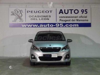 usado Peugeot 108 Top Allure 1.2 Puretech 82 5p. -15