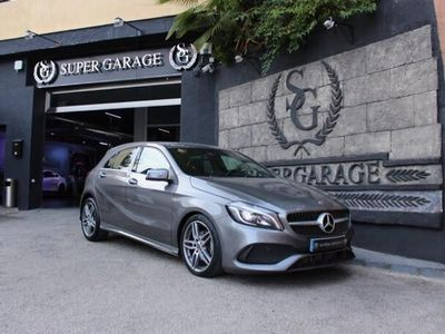 second-hand Mercedes A200 AMG Line
