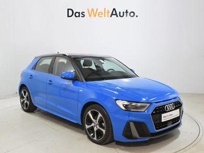usado Audi A1 Sportback 30 TFSI S Line 85 kW (116 CV)