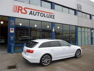usado Audi A6 A63.0 Tdi Q Bi, IVA, navi, techo, unico due