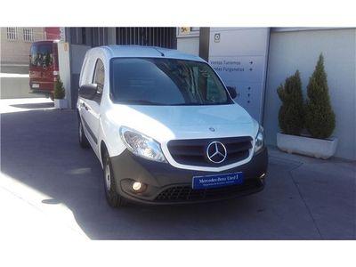 usado Mercedes Citan 109 CDI Furgón Largo