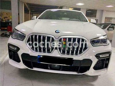usado BMW 501 X6 Xdrive 30dacv en Valencia