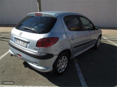 usado Peugeot 206 XT 110