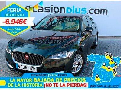 usado Jaguar XF 2.0D Prestige Auto 132 kW (180 CV)