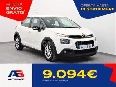 usado Citroën C3 BlueHDi 100 S&S Feel 73 kW (99 CV) 5p