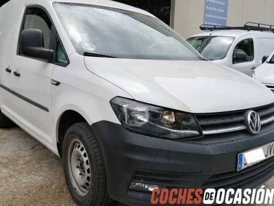 usado VW Caddy 2.0 TDI 75CV BLUEMOTION 2 PLAZAS, Segunda Mano, Barcelona