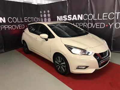 used Nissan Micra 1.0 IG-T ACENTA 74KW 100 5P