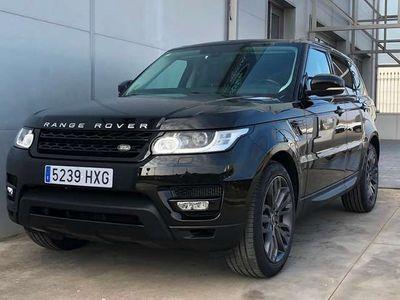 usado Land Rover Range Rover Sport 4.4SDV8 HSE Dynamic Aut. 340CV