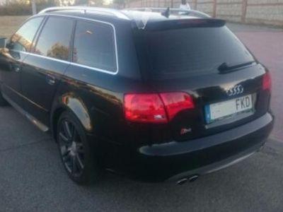 usado Audi S4 4.2 quattro tiptronic Avant -07