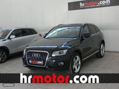 gebraucht Audi Q5 2.0TDI CD quattro Advanced Ed. S-T 190