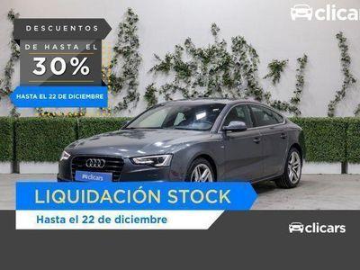 usado Audi A5 Sportback 2.0TDI quattro S Tronic 190