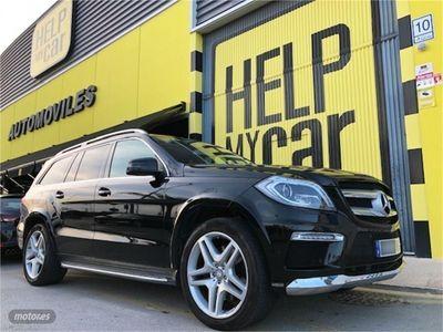 usado Mercedes GL350 Clase GLBlueTec 4M