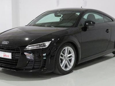 usado Audi TT Coupé 2.0 TFSI quattro S-Tronic