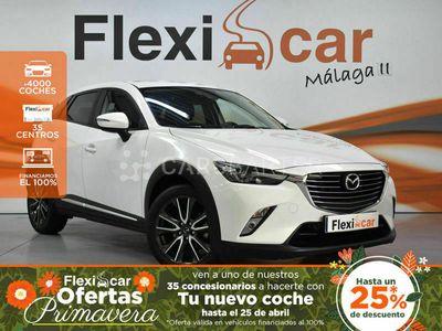usado Mazda CX-3 1.5 SKYACTIV DE Lux Whi Trav 2WD 5p