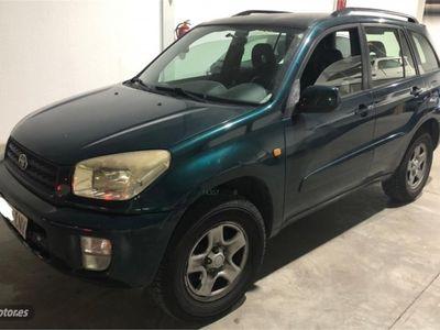 gebraucht Toyota RAV4 2.0 VVTi Sol 4X4