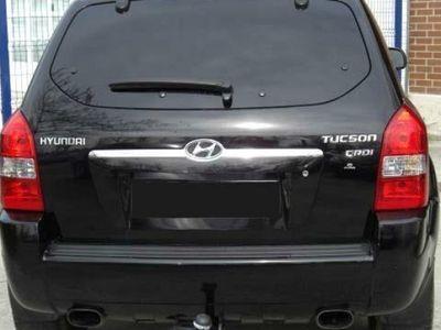 usado Hyundai Tucson 2.0CRDi Style 4X4 -TECHO -CUERO-NAVEGACION