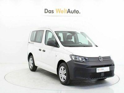 usado VW Caddy Kombi 5-asientos 2.0 TDI 75 kW (102 CV) 6 Vel. 2.220