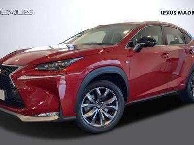 usado Lexus NX300h 2.5 300h F Sport 4WD