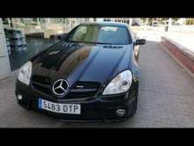 usado Mercedes SLK350