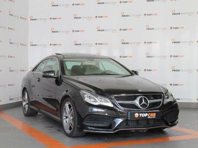 usado Mercedes E220 2.1 COUPE BLUETEC 2P